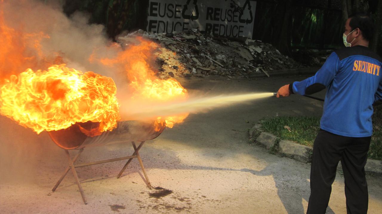 Distributor Jual Alat Pemadam Api Ringan Murah Dan Tempat