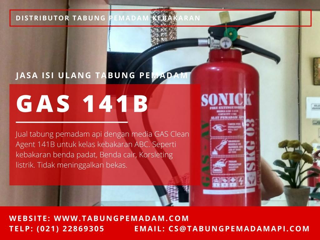 Jual Alat Tabung Pemadam Kebakaran GAS